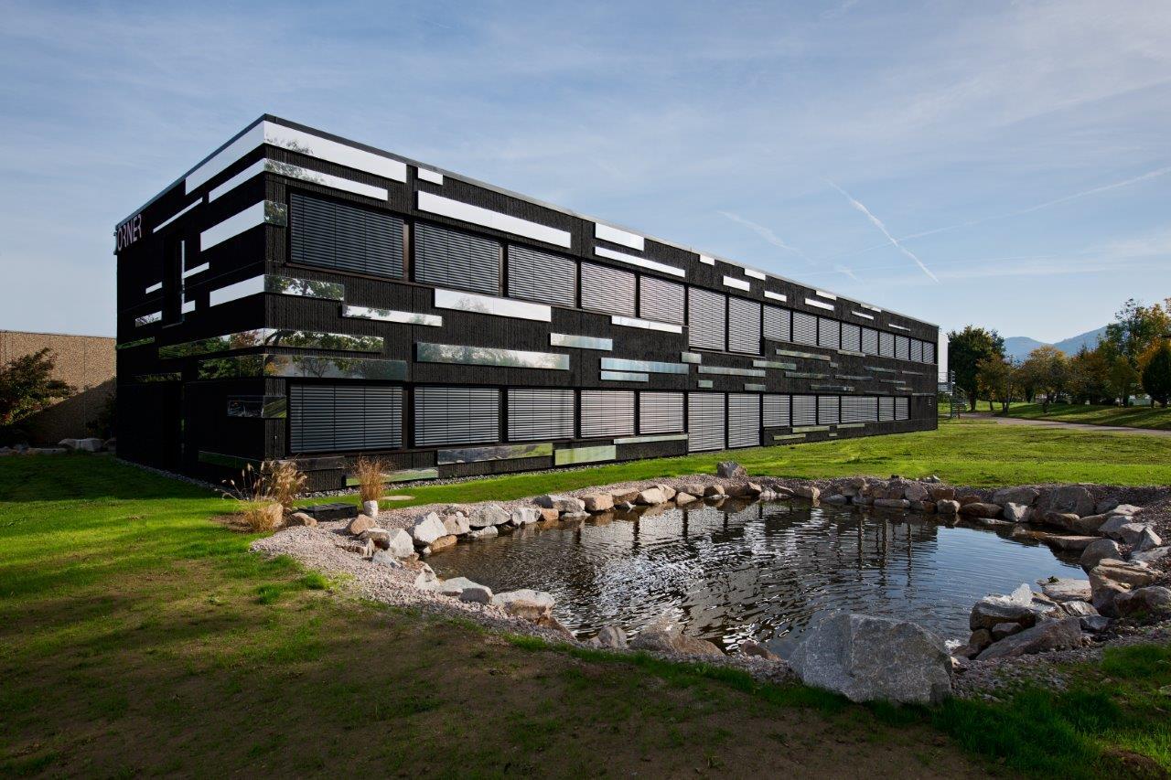 Dorner Bürogebäude_Wurm + Wurm Architekten, Bühl_Baden